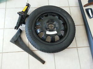 02 Ford Focus Svt Spare Wheel Tire Jack Lug Wrench