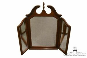 Drexel Heritage Carlton Cherry Collection 56x51 Tri Fold Mirror 105 254