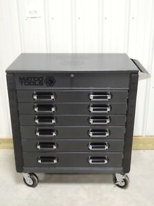 Matco Tools Grey Vein All Drawer Tool Cart Tool Box