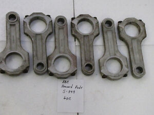 Howards Big Block Chevy Aluminum Connecting Rods