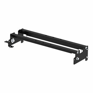 61331 Curt Over Bed Gooseneck Hitch Installation Rails Brackets