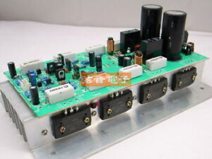 Hifi Sanken1494 3858 Two Channel Audio Power Amplifier Board Stereo 300w 300w