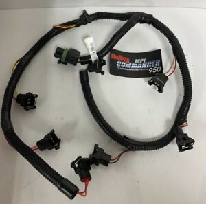 Holley Commander 950 Ford 5 0l Injector Harness