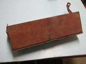 Farmall International Ih Tractor Tool Box 706 756 856
