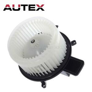 Heater Blower Motor W Fan Cage For 2008 13 Town Country Grand Caravan 700216