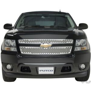 84158 Putco Punch Stainless Grille Insert Tahoe Suburban Avalanche 2007 2014