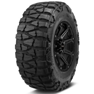 38x15 50r20lt Nitto Mud Grappler 125q D 8 Ply Bsw Tire