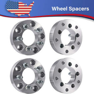 4 1 5 5x5 5 To 5x4 5 Hubcentric Wheel Spacers Adapters 5lug 12x1 5 Studs