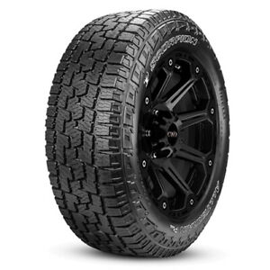 4 275 60r20 Pirelli Scorpion All Terrain Plus 115t B 4 Ply White Letter Tires
