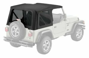 Bestop Supertop Classic Replacement Soft Top For 55 75 Jeep Cj5