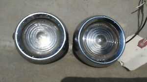 Buick 1954 Guide B4 54 Back Up Lights Hot Rod Parts