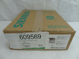 Siemens W0816ml1125cu 125 Amp 8 Space 16 Circuit Outdoor Load Center