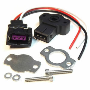 Throttle Position Sensor Injection Body Tps Efi Weber Fajs Jenvey With Cable