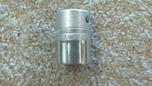 Snap On 3 4 Drive 12 Point Sae 1 Flank Drive Shallow Socket Ldh322