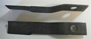 set Of 2 Replacement Blades For Bush Hog Rotary Mower Blades