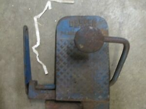 Dowden Foot Throttle Pedal For A Ford 8n Farm Tractor