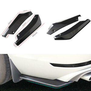 Car Side Skirts Front Bumper Lip Strip Splitter Spoiler Side Skirt For Car Truck