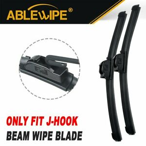 Ablewipe 22 21 Fit For Jeep Grand Cherokee 2007 2019 Wiper Blades set Of 2