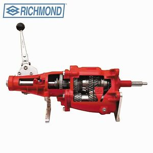 Richmond Gear 1304000072 Super T 10 4 Speed Transmission