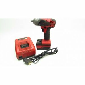 Snap On Tools Ct8810a 3 8 18v Impact Wrench