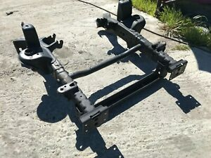 2007 2011 Jeep Wrangler Jk Front Section Frame Rails Chassis California Car
