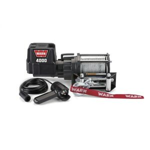 94000 Warn Industries 94000 Warn 4000 Dc Utility Winch
