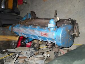 Pontiac Ohc6 Engine Mostly Complete Own A Piece Of History