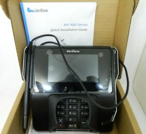Verifone Mx 915 Pin Payment Pad Terminal Credit Card Machine