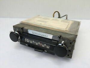 Blaupunkt Vintage Lubeck Cr Car Radio Germany