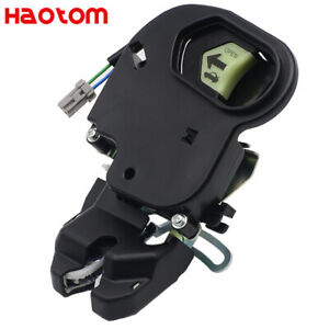 New Trunk Holder Latch Lock Assy Fit For Honda Civic Gx Lx 2006 11 74851 Sna A12