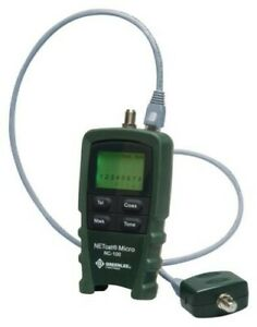 Cable Tester Twisted Pair Coaxial Nc 100