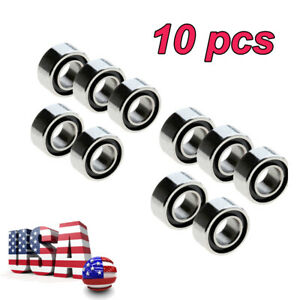 10pcs Dental Handpiece Bearings For Cartridge Turbine Handpiece Supplies usa