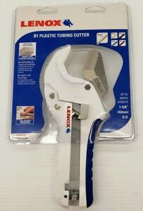 Lenox 12123 R1 Plastic Tubing Cutter Up To 1 5 8