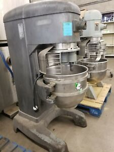 Hobart 60qt Mixer With Bowl Guard