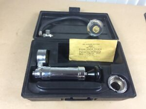 Stant St 255a Cooling System Pressure Tester