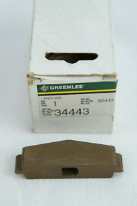 Greenlee Pnch 238 34443 50 pin Punch Connector New In Box