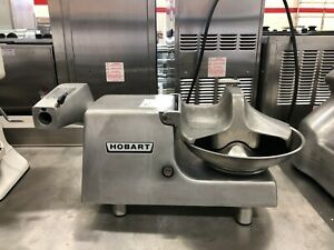 Hobart 84145 14 Bowl Cutter Buffalo Chopper With 12 Hub Refurbished
