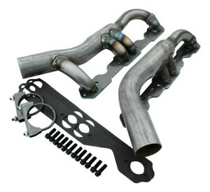 Advance Adapters Shorty Headers Small Block Chevy Gm Compact Truck P n 717053 np