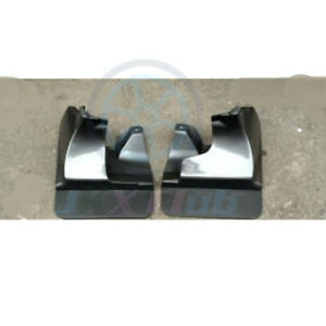 Front Mud Splasher O Mudapron 2x For Toyota Land Cruiser Prado Fj120 2003 2009