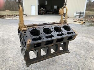 Caterpillar Cat 3508 3508b Diesel Engine Block 1003871 100 3871