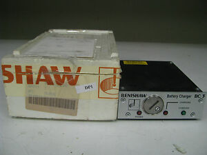 Renishaw Battery Charger Bc3 Dp1 For Cnc Cmm Probe Batteries