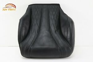 2015 2017 Mercedes S63 W222 Front Left Driver Side Lower Seat Cushion Oem