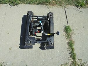 2002 Jeep Grand Cherokee Rh Front Bucket Power Electric Seat Track Only 5709790