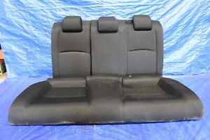 2018 Honda Civic Si Coupe 1 5l Turbo Oem Black Cloth Rear Seats 9282