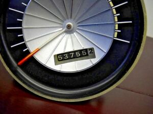 1967 Mustang Cougar Parts Speedometer Mercury Ford