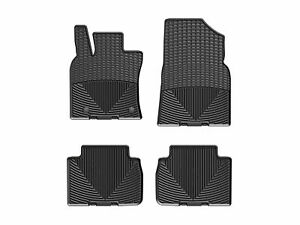 Weathertech All Weather Floor Mats For Toyota Camry 2018 2019 1st 2nd Row Black