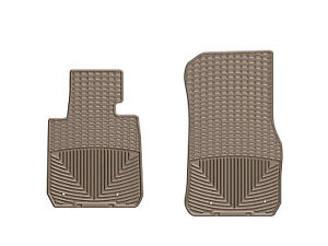 Weathertech All weather Floor Mats For Bmw 2 series 3 series Gt 1st Row Tan