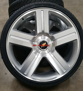 26 Inch Wheels Tires Tpms Texas Edition Silver Rims Fit Chevy Silverado Gmc