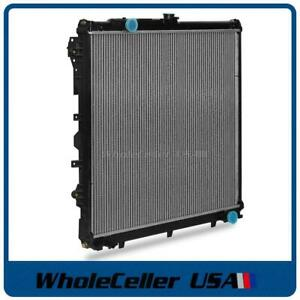 Stayco 36mm Core Radiator 2994 For Toyota Sequoia For Tundra V8 2008 2013