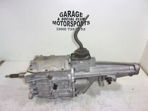 T5 Gm S10 Borg Warner Nwc 5 Speed V6 2 Wheel Drive Rebuilt One Year Warranty